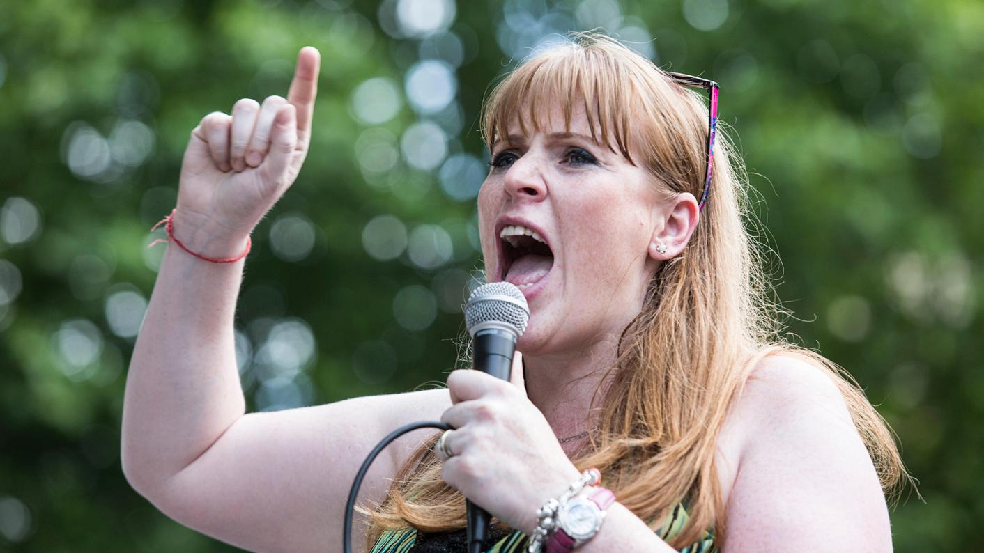 angela rayner, labour, academies, free schools, teachers, schools, conference, liverpool, national edcuation service, NES, 2018