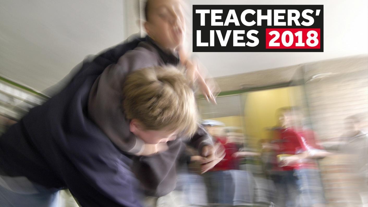 Most teachers believe that pupil behaviour is in decline, a survey shows