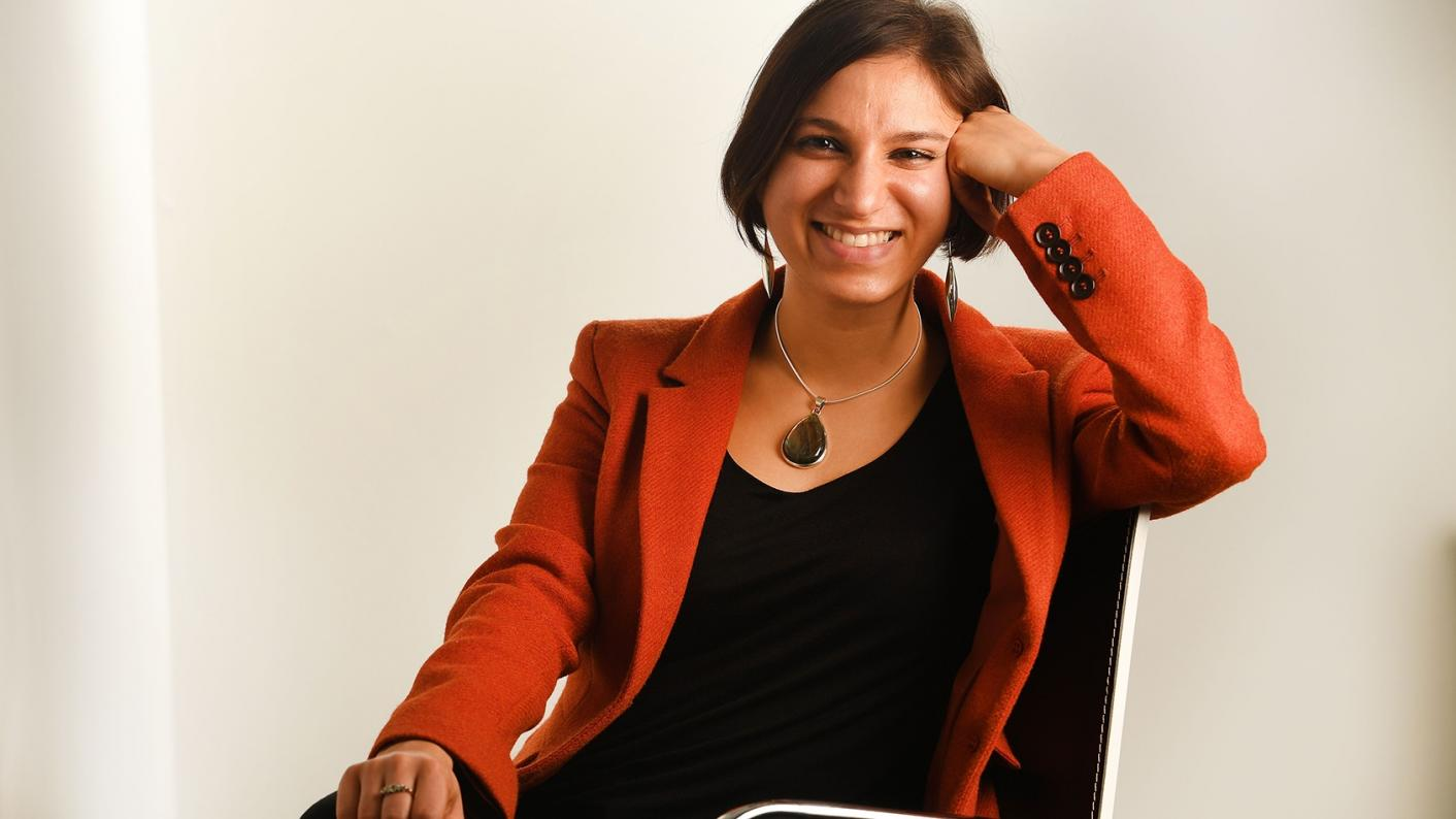 Kiran Gill, founder of The Difference
