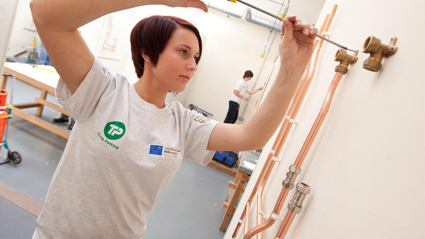 The number of under-19s taking apprenticeships is declining, Kathleen Henehan, of the Resolution Foundation, says