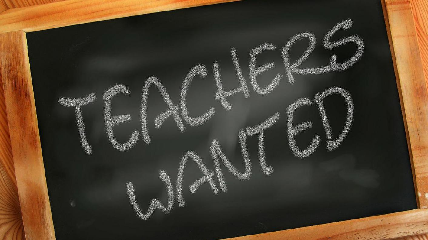 The government has launched a new teacher recruitment and retention strategy