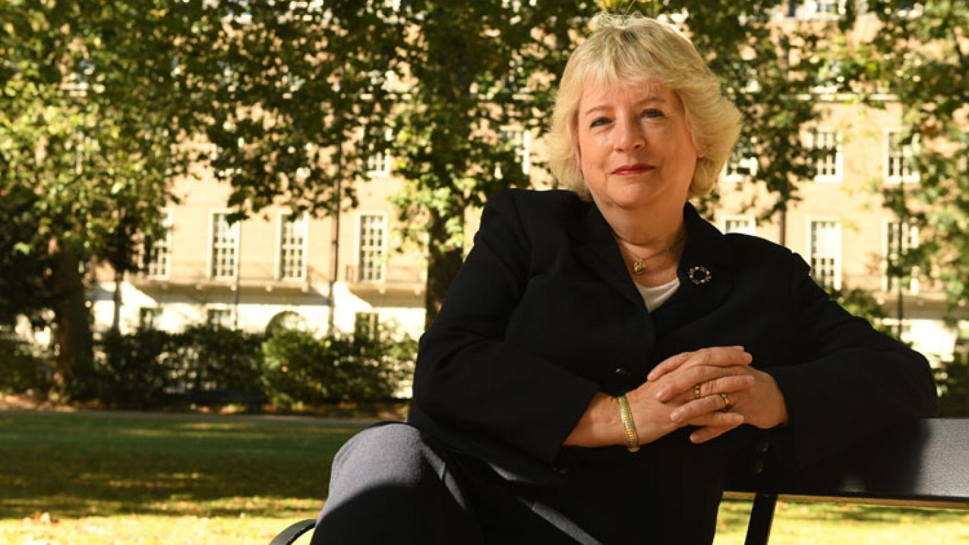 Dame Alison Peacock, of the Chartered College of Teaching, has called into question Ofsted research