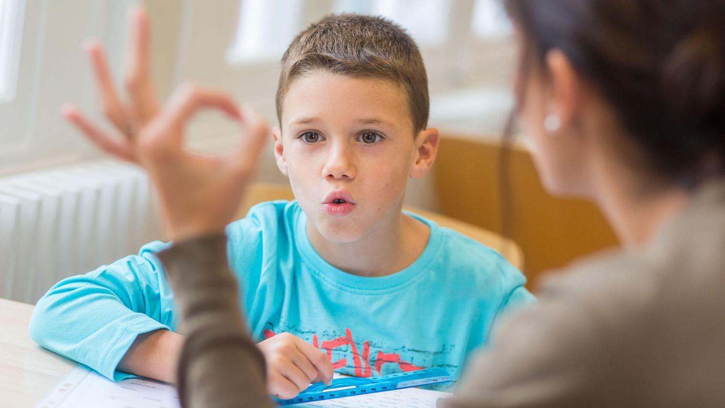 speech language and communication needs