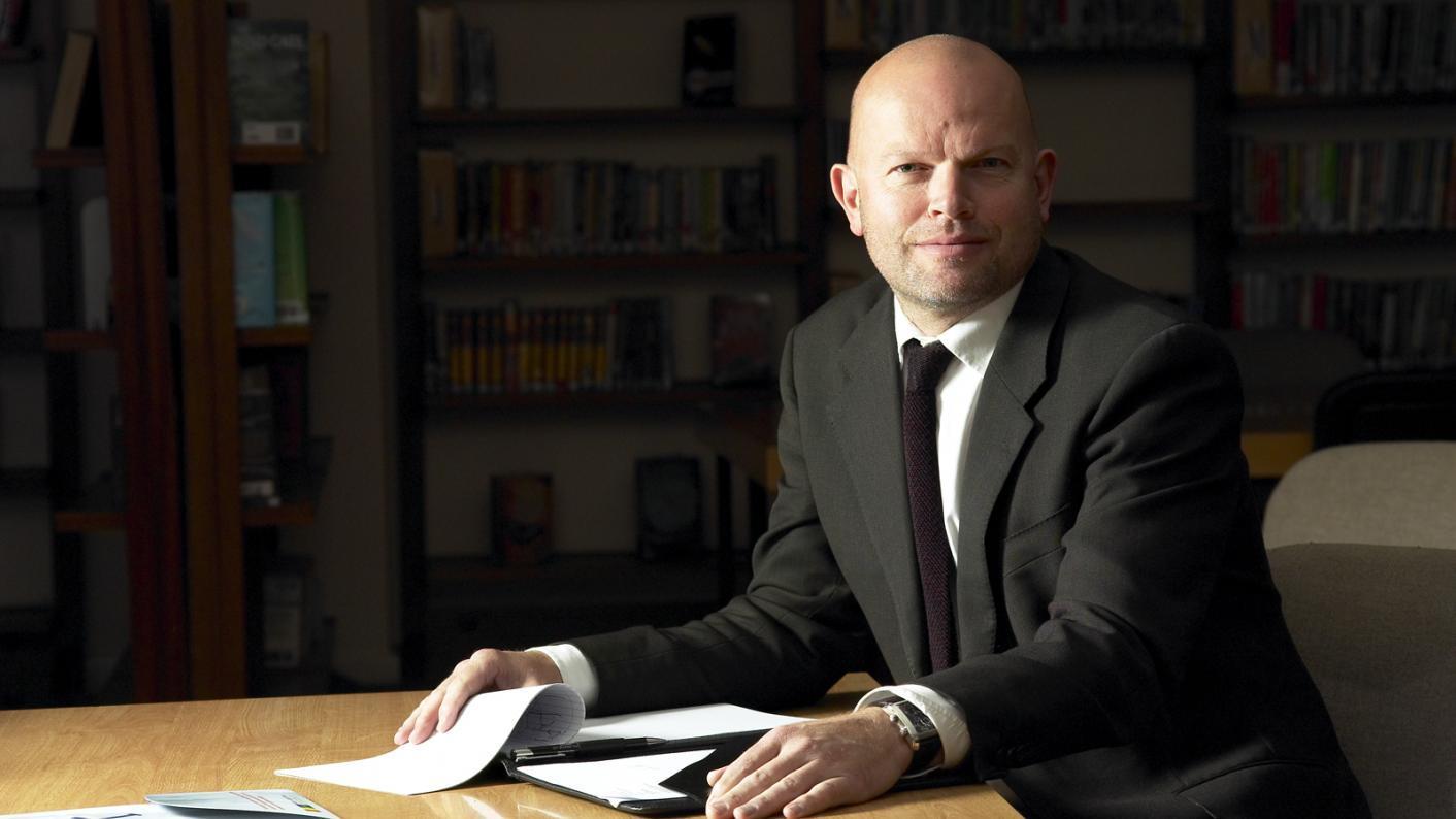 Sir John Townsley now earns more than £210,000