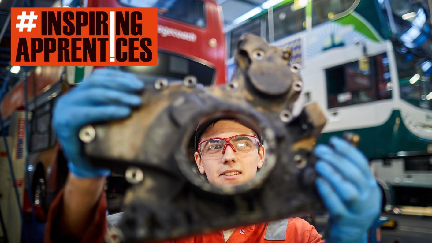 inspiring apprentices campaign training FE colleges