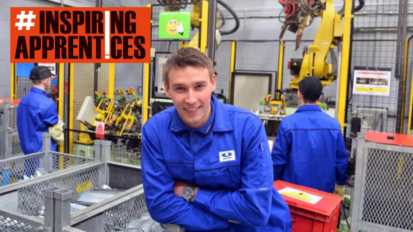 inspiring apprentices vocational education training FE college