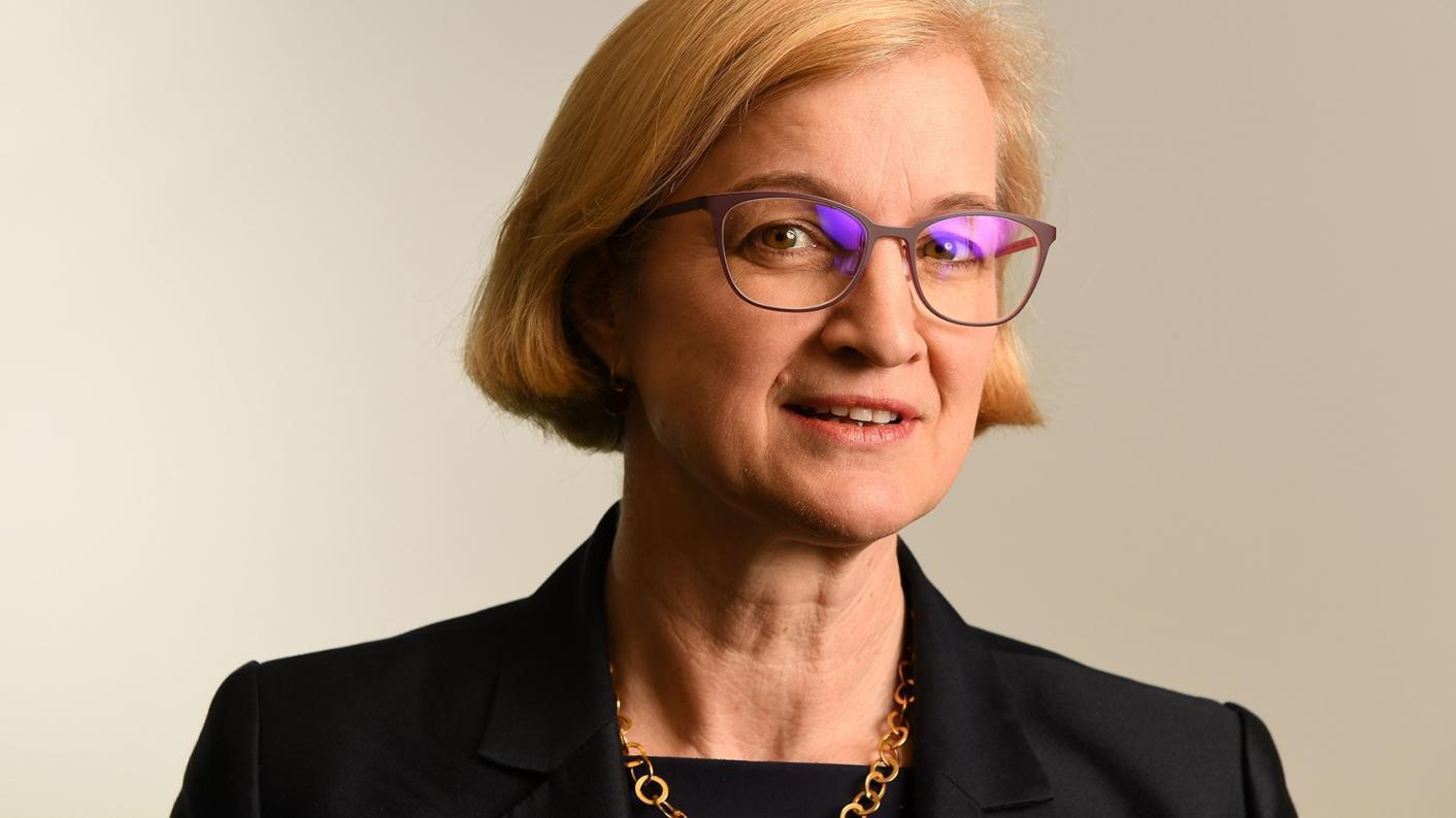 Amanda Spielman says Ofsted is keeping the four grade inspection of schools
