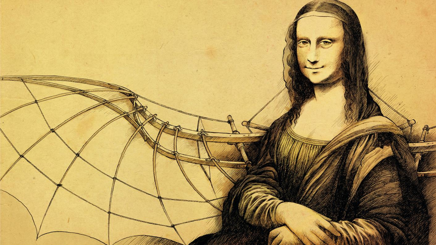 'Thinking like Leonardo da Vinci': Researchers are calling for science and the arts to be taught together