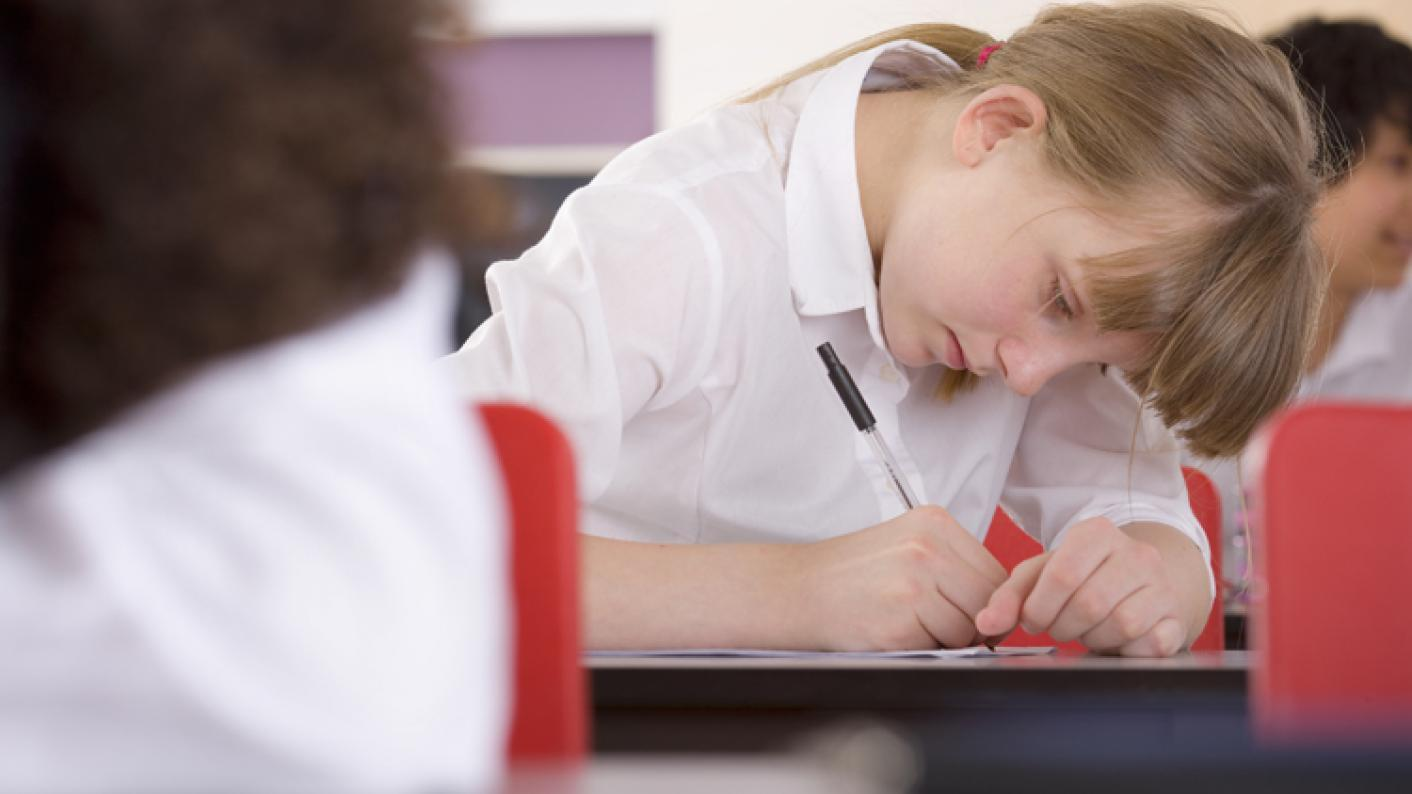 Covid and schools: No Sats - but here's a Spag test for the Covid generation