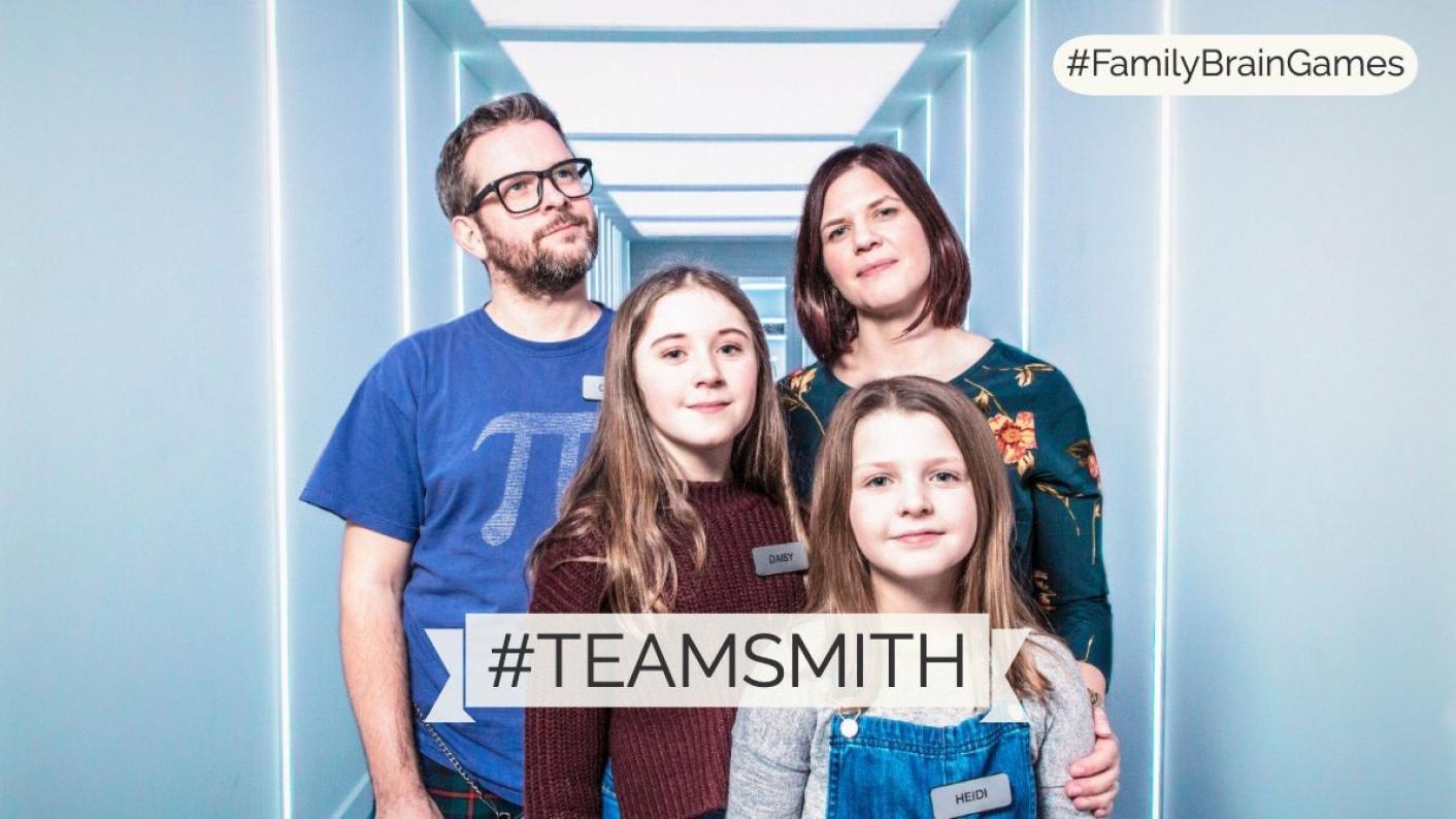 'Britain's brainiest family' includes two teachers