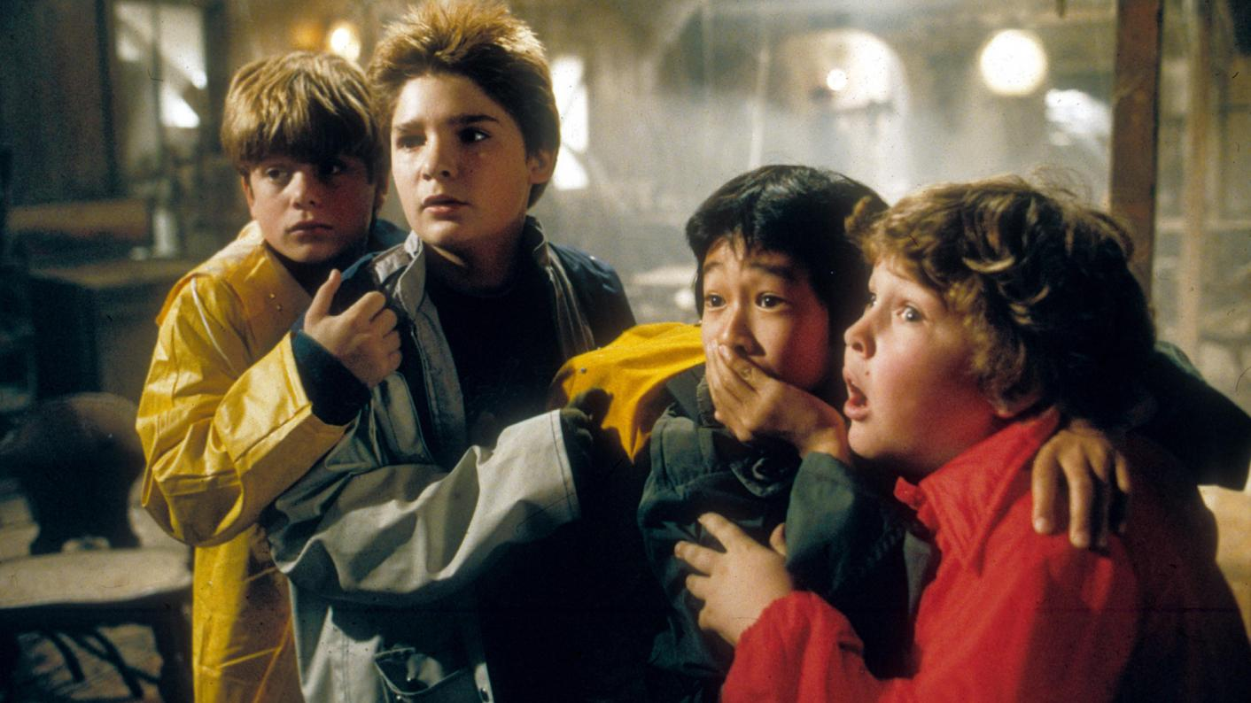 Putting on adventure film The Goonies in class can lead to discussions about not judging people by their appearance, writes Adam Black