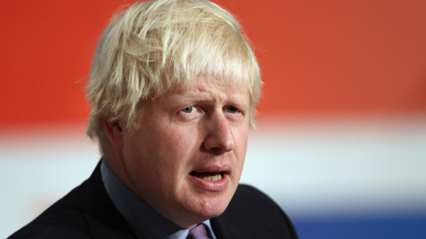 Boris Johnson has said funding for FE will be a government priority