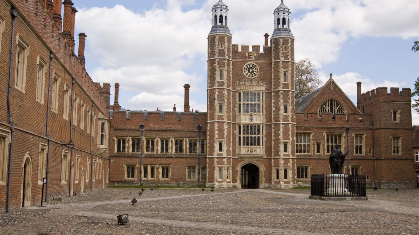 Labour campaign to abolish Eton College