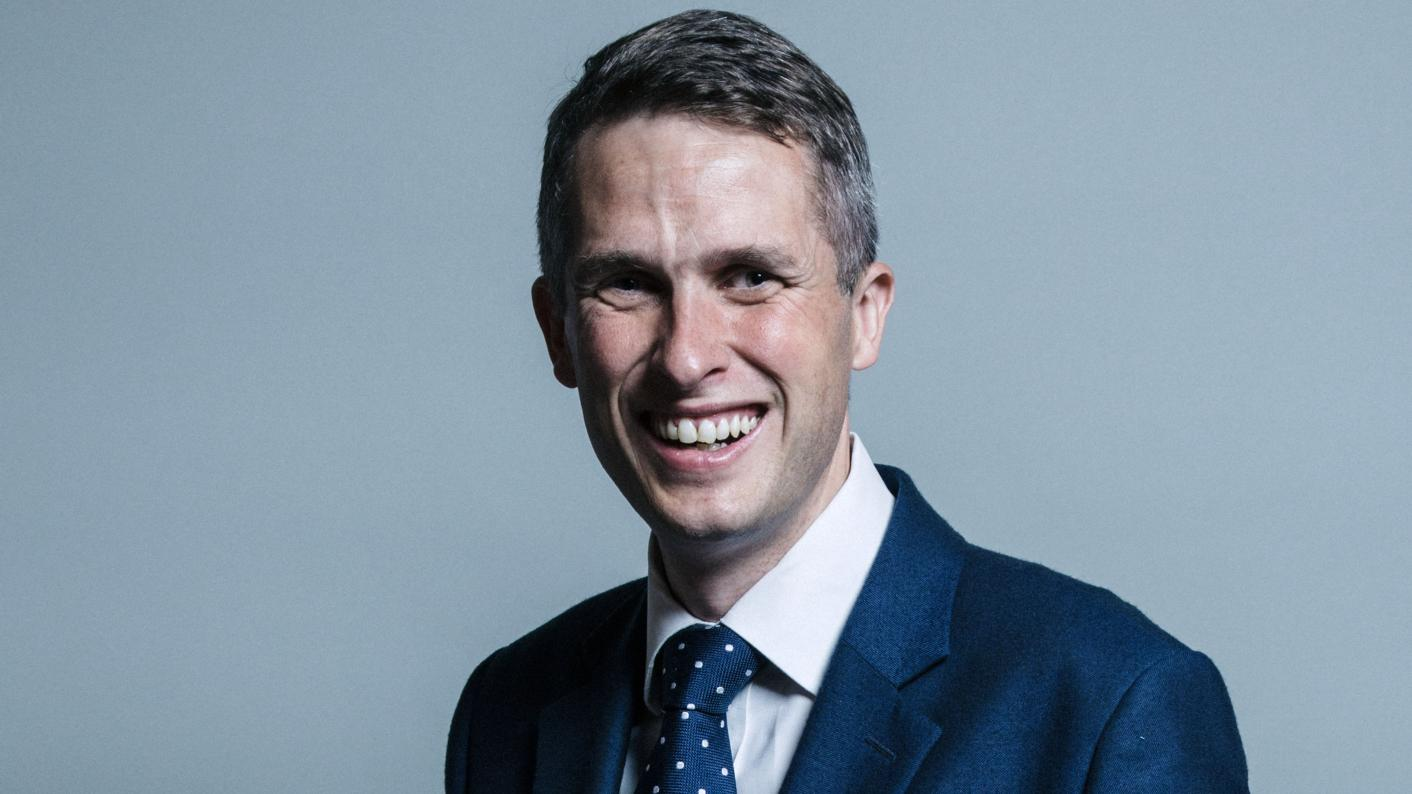 Gavin Williamson: What will he be like as education secretary? (Photo: Chris McAndrew, Parliament)