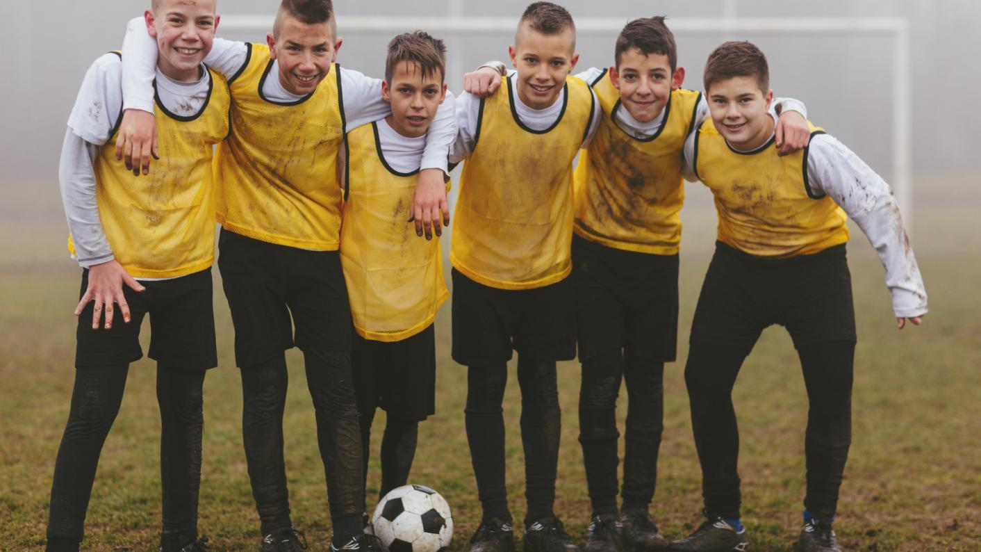 Why football can be a powerful force in education