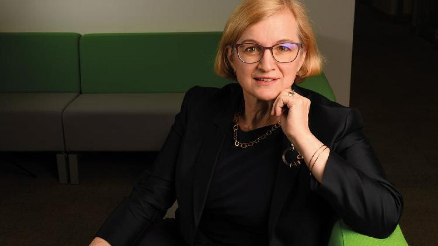 Amanda Spielman has questioned why MATs are not inspected