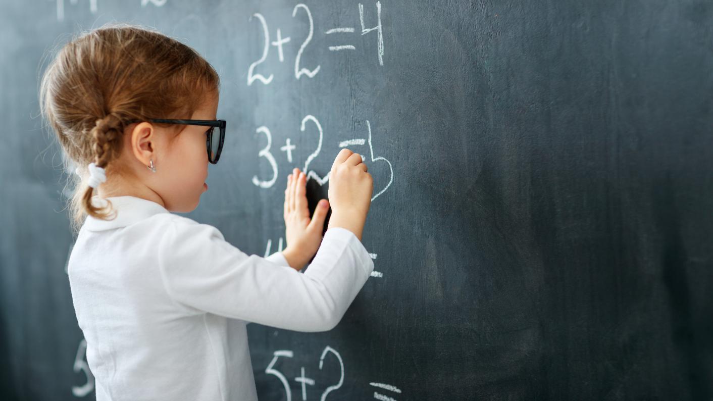 EYFS maths teaching