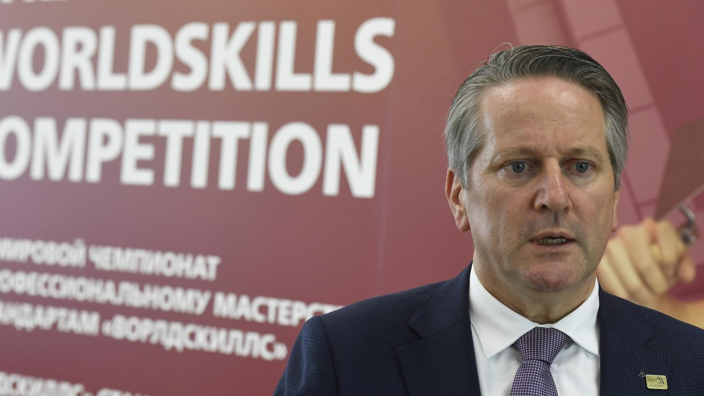 WorldSkills: Continuous growth isn't sustainable, says new president Jos de Goey