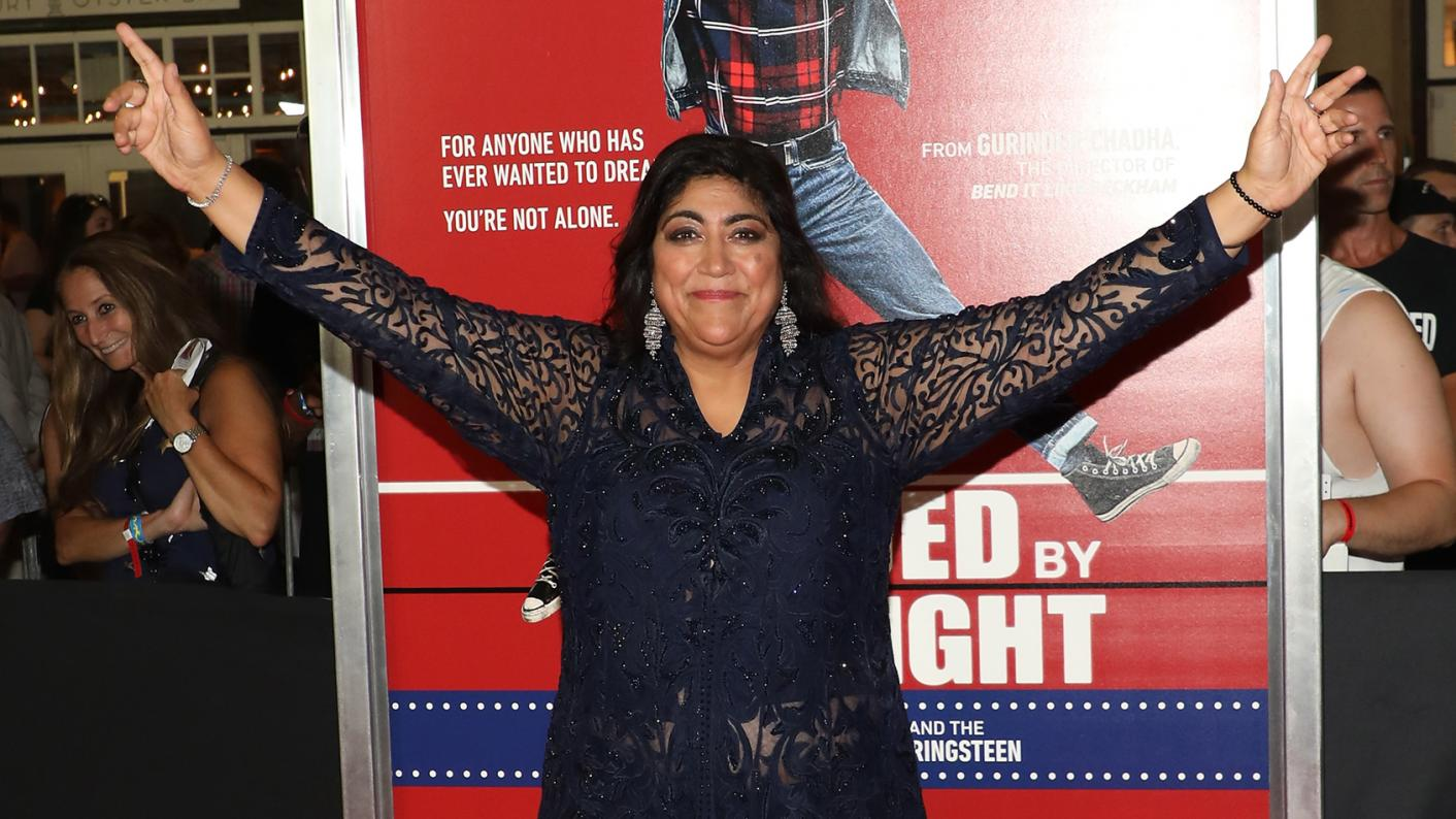 My best teacher: Gurinder Chadha, director of Bend It Like Beckham and Blinded by the Light