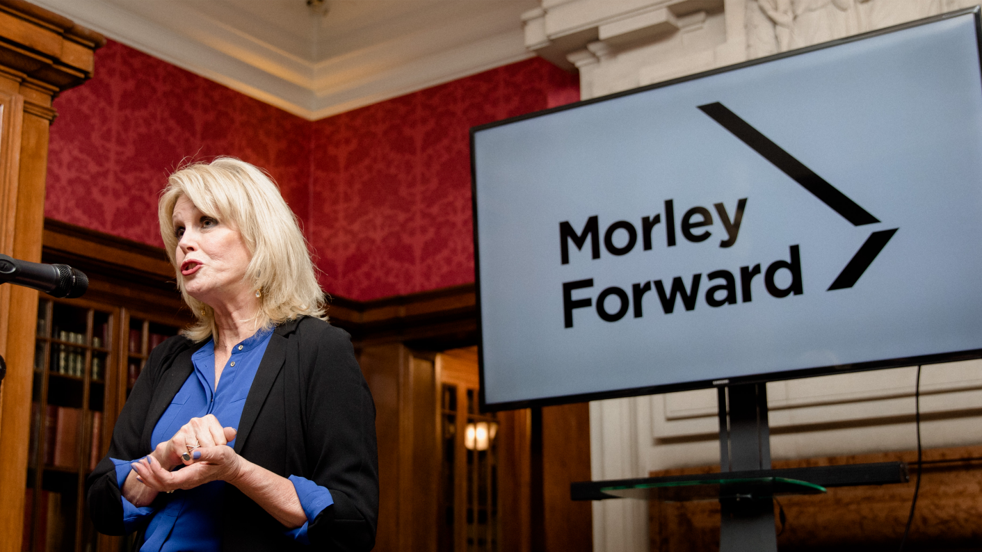 Adult education: Joanna Lumley becomes fundraising patron for Morley College London