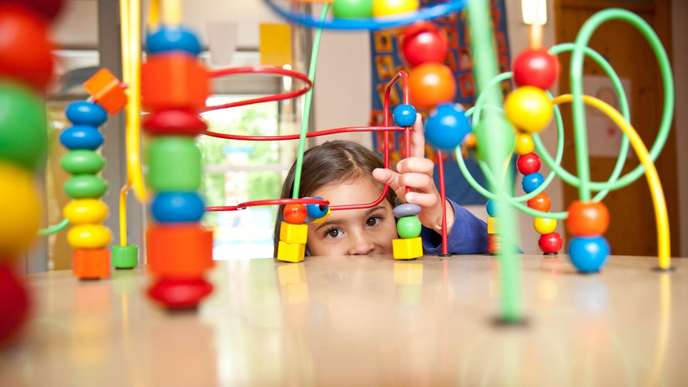 Early years: the Reception baseline assessment is being piloted in primary schools