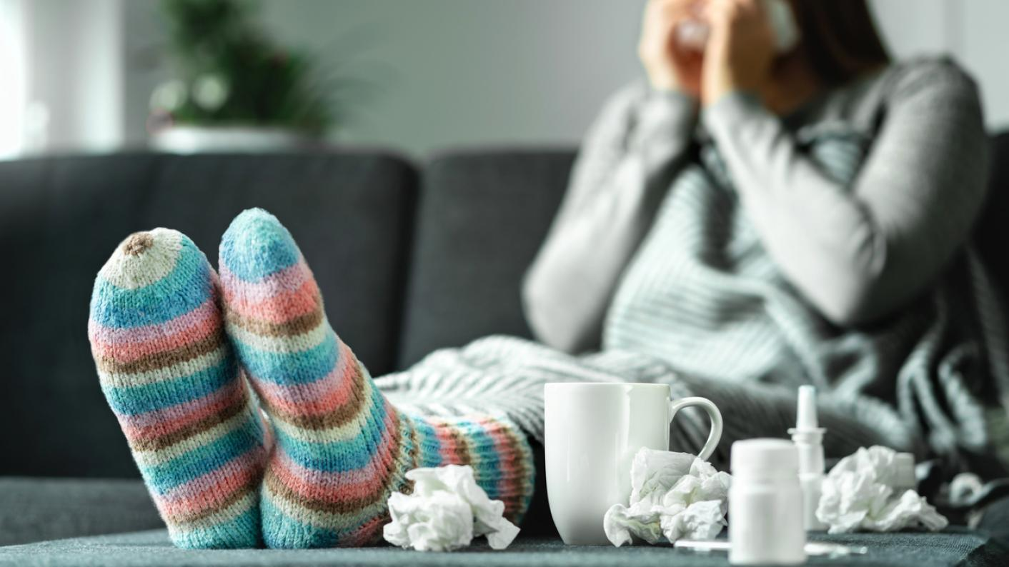 Wellbeing: teachers struggle into work with coughs, colds and all manner of illnesses