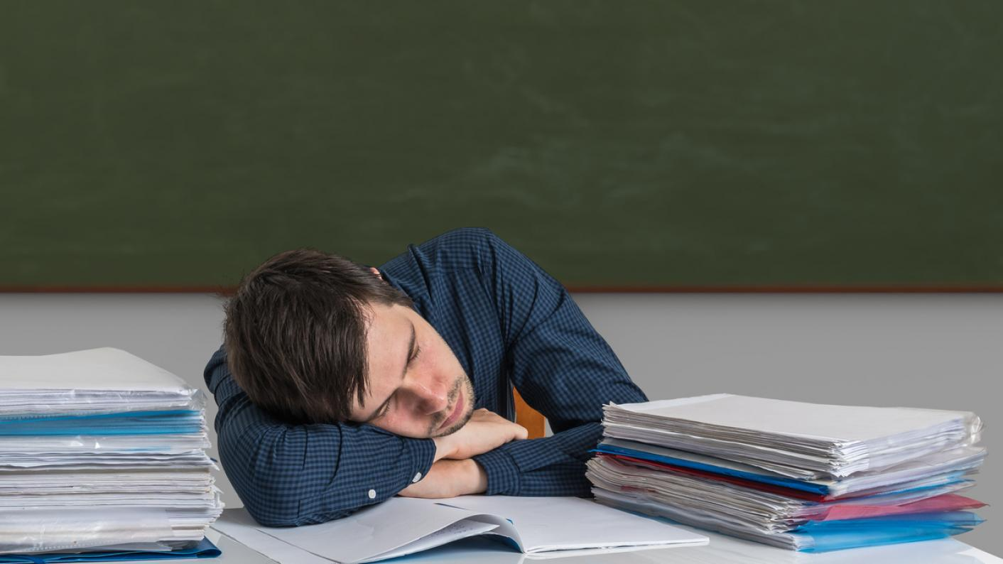 Teacher workload: Working overtime creates a culture of unmanageable expectations, argues Guy Doza
