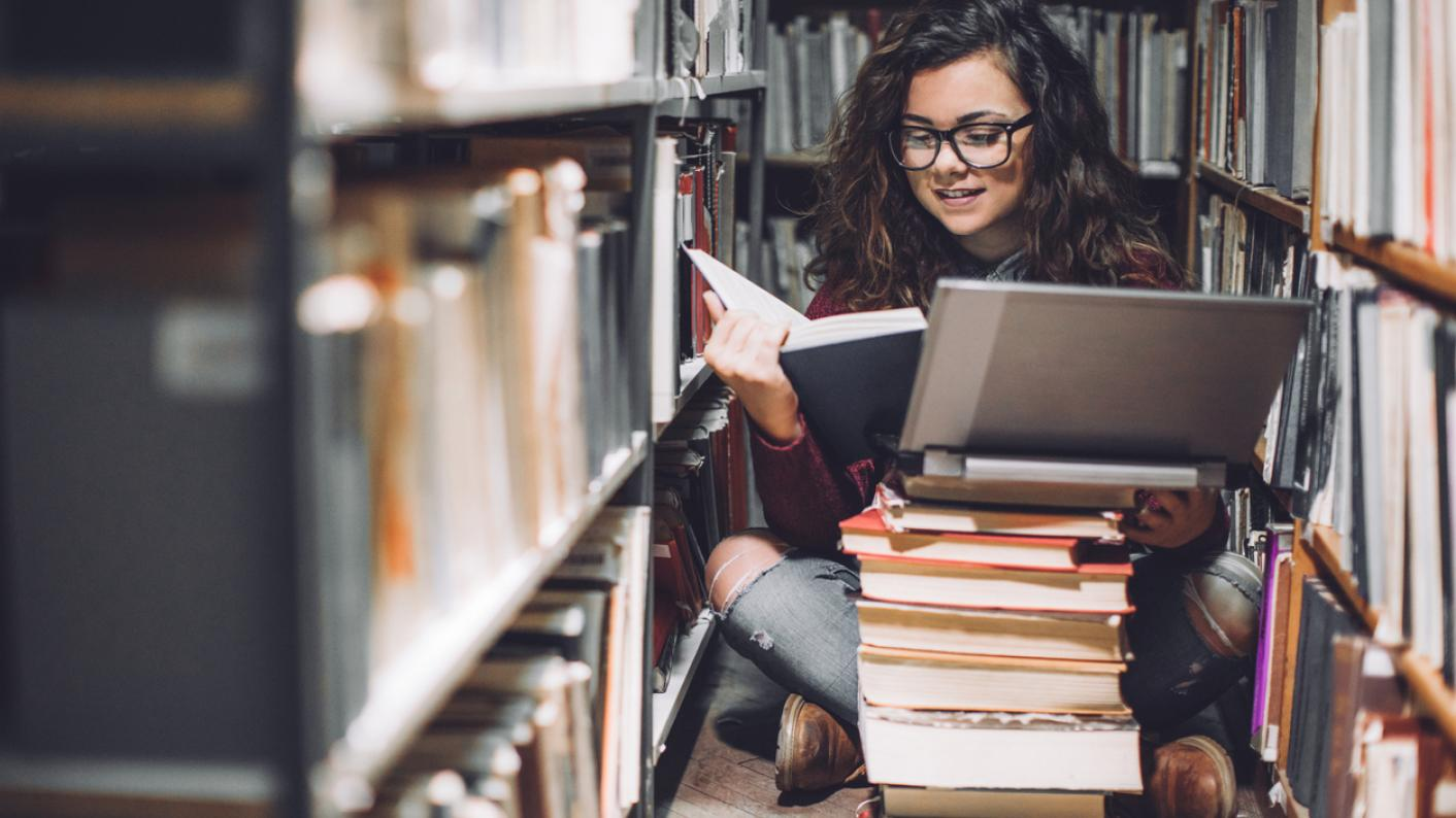 The closure of local libraries is putting pupils at a disadvantage, warns Anjum Peerbacos