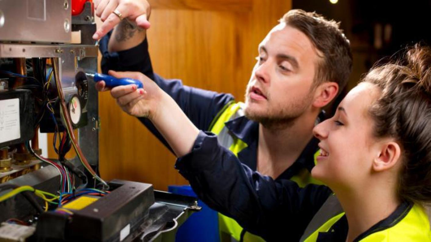 Traineeships: £111m promised, but just £65m guaranteed