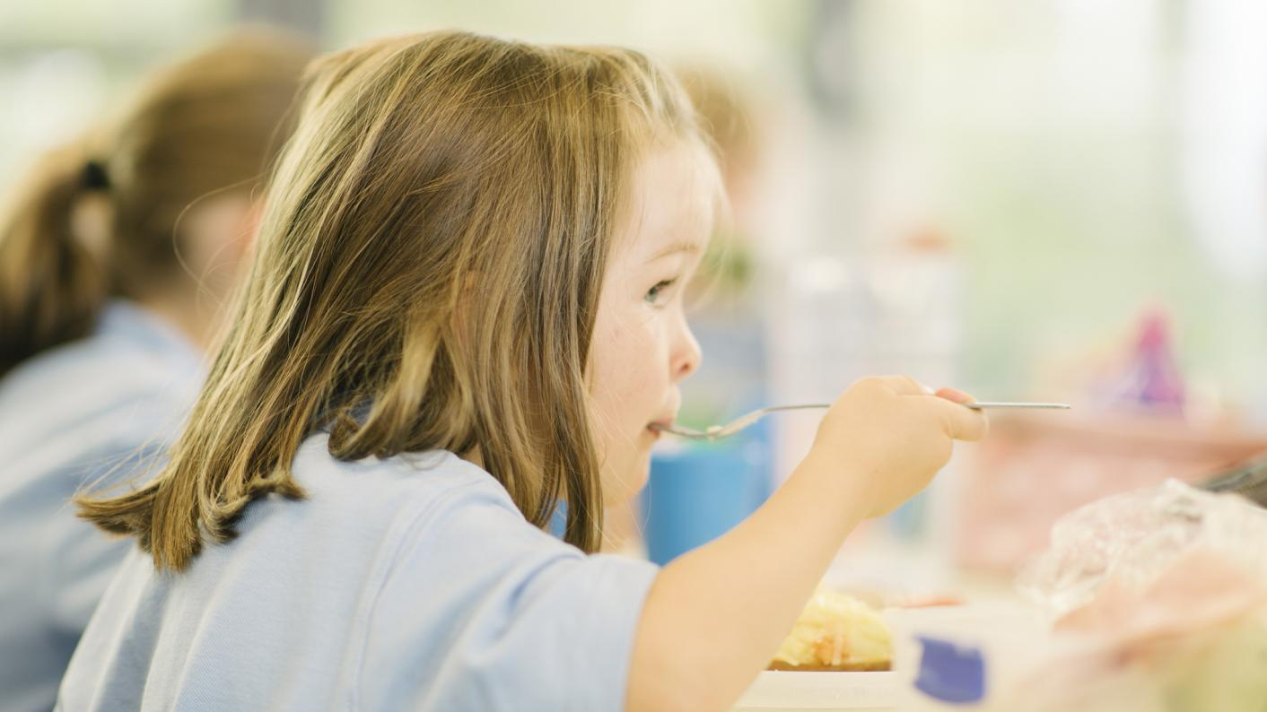 Why are children missing out on free school meals?