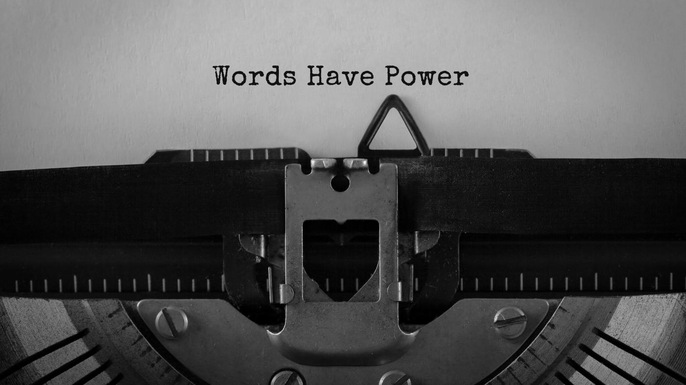 Power: why the language around it really matters