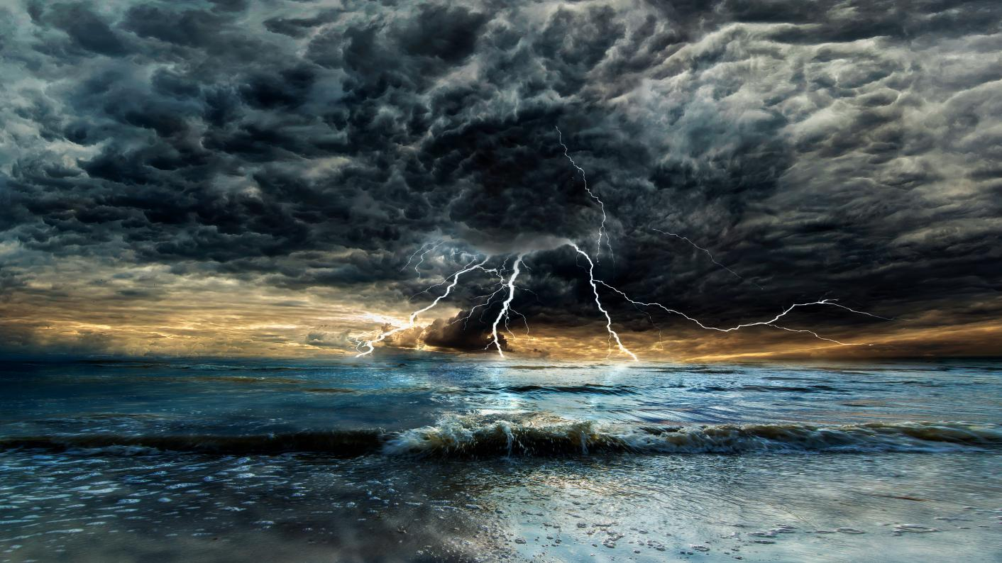 Storm crisis