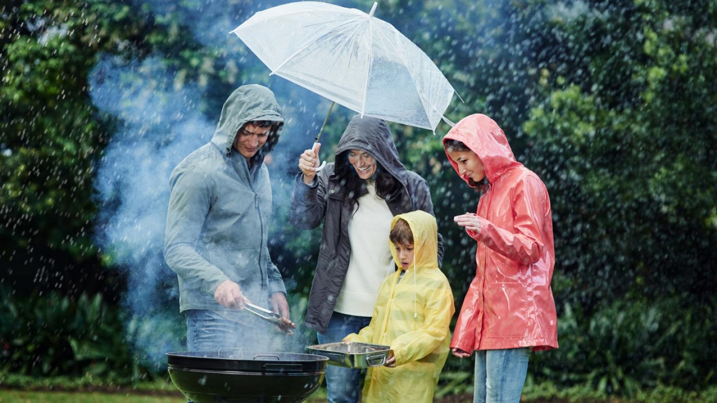Barbecuing in the rain: why a two-week half term in October is a bad idea