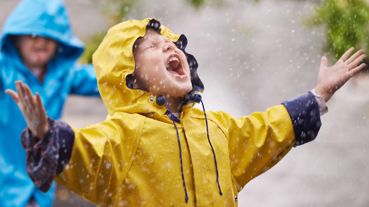 When the rain comes in the playground, teachers have to resort to the dreaded wet play indoors, says Michael Tidd