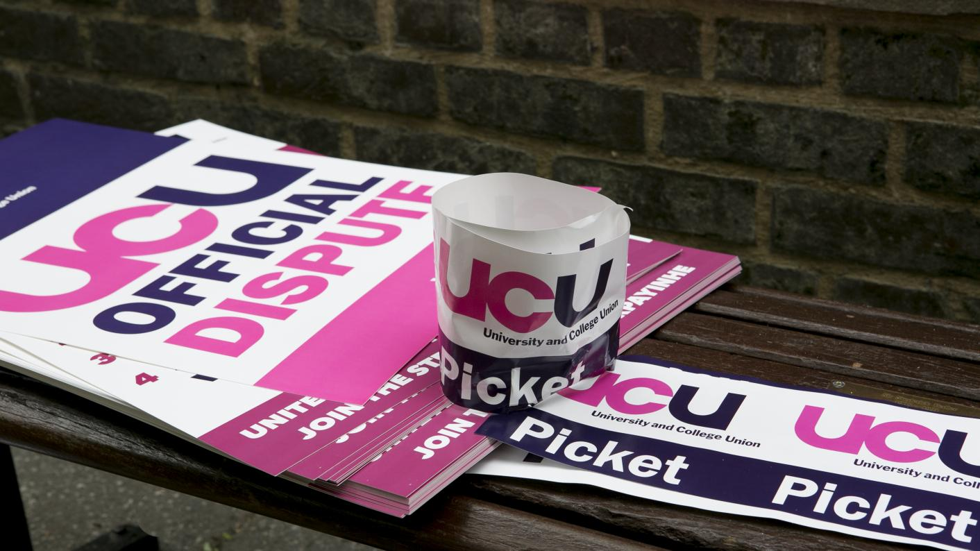 UCU strikes called off at Bradford College and Nottingham College