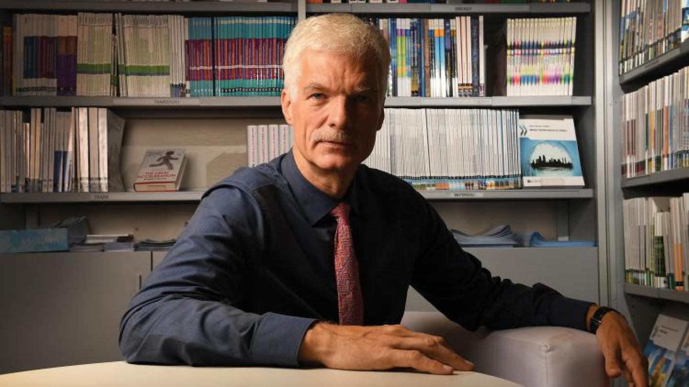 Andreas Schleicher: Lifelong learning transforms lives