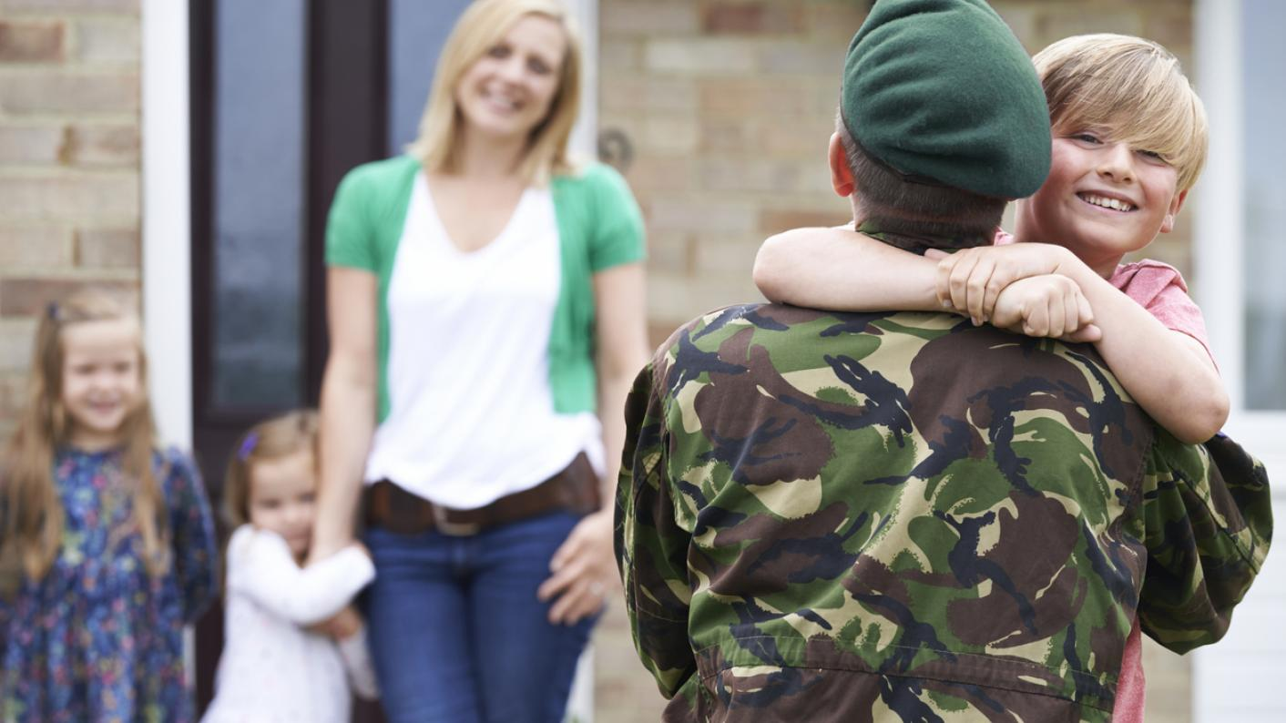 Schools must do more to research armed forces families, research argues