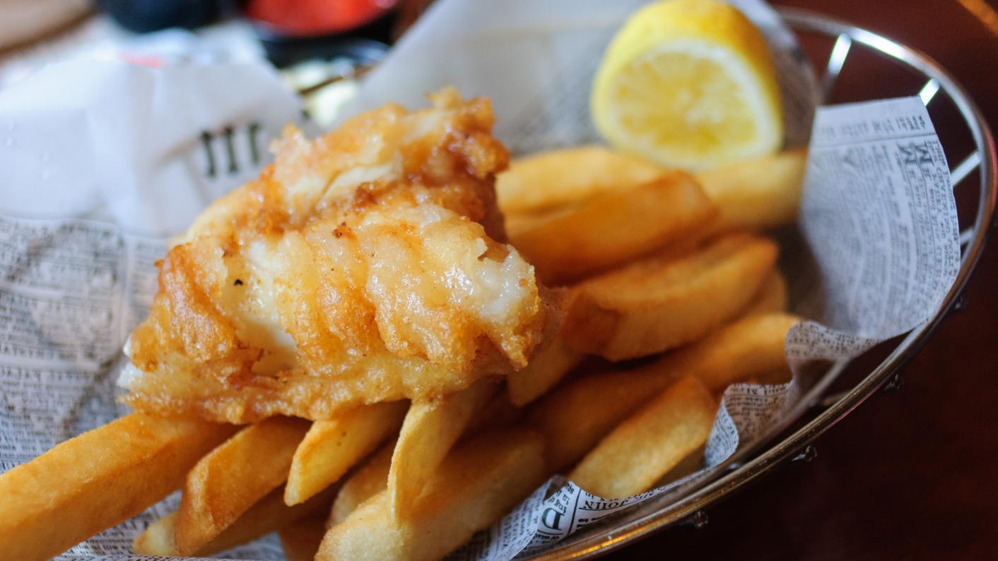 Does eating fish and chips boost Pisa education scores?
