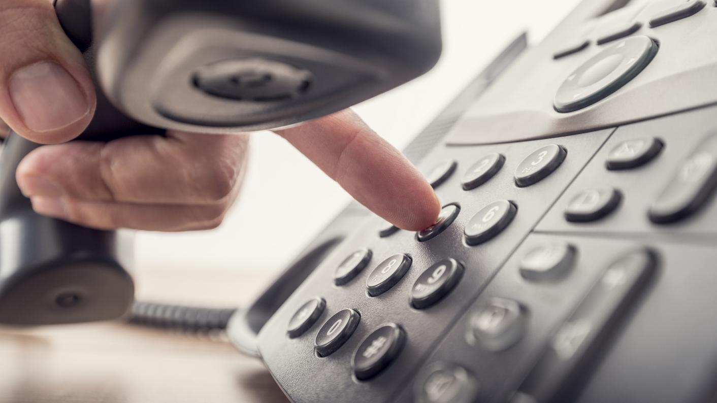 Hotline for teachers' concerns about pupil indiscipline