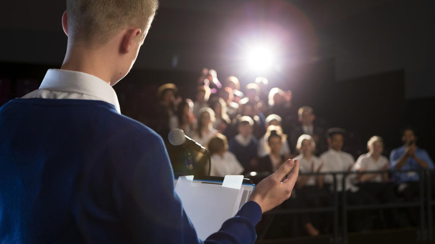 Stammering: 3 tips for helping pupils who stammer
