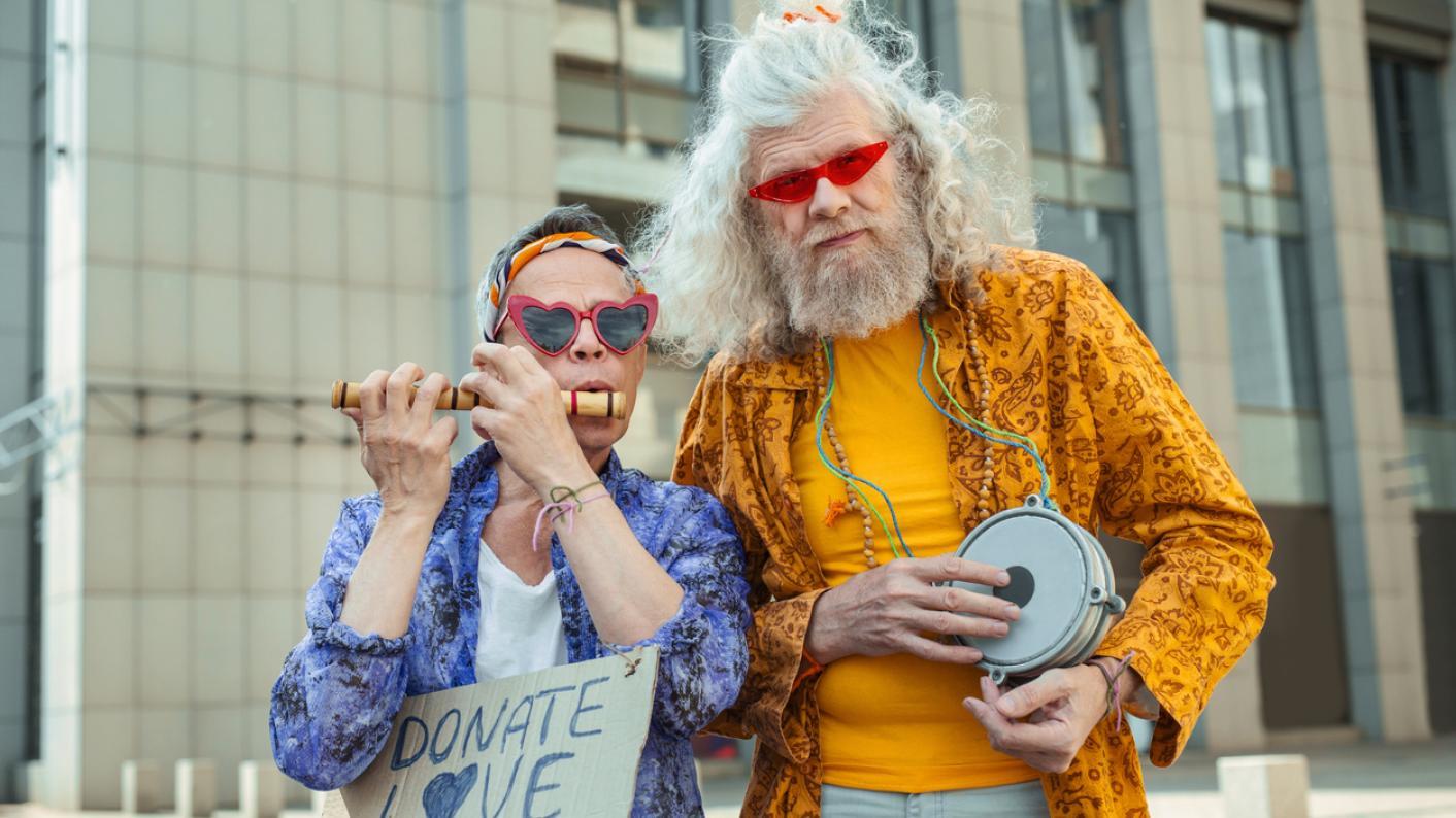 Swinney accused of behaving like 'old hippy'