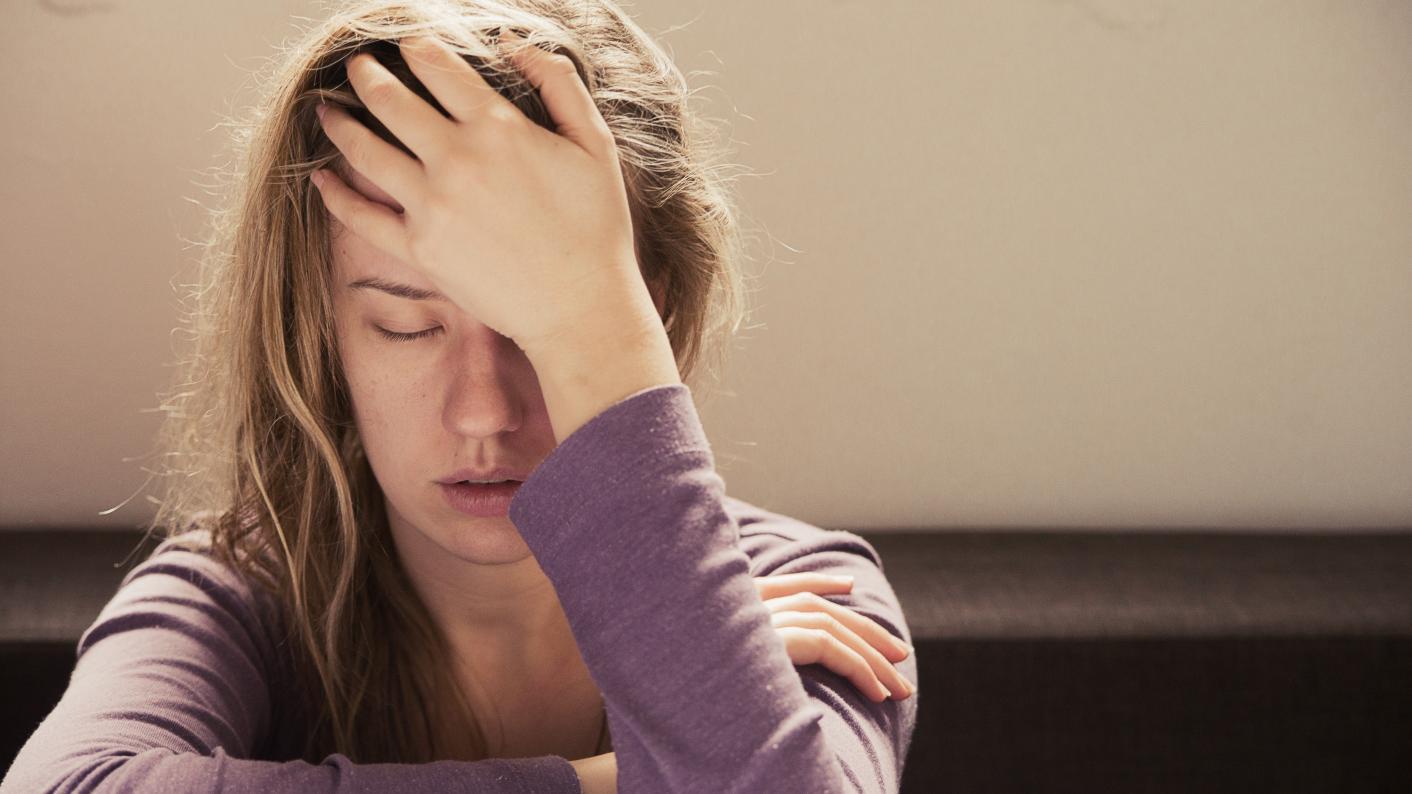 teacher tearfulness