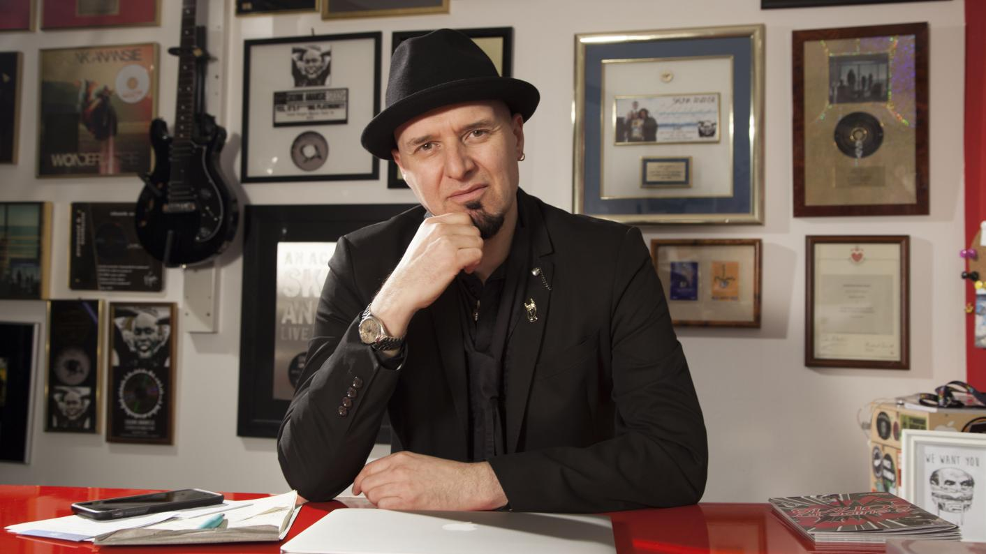 Meet Skunk Anansie's ACE: the full-time rock star and senior college leader