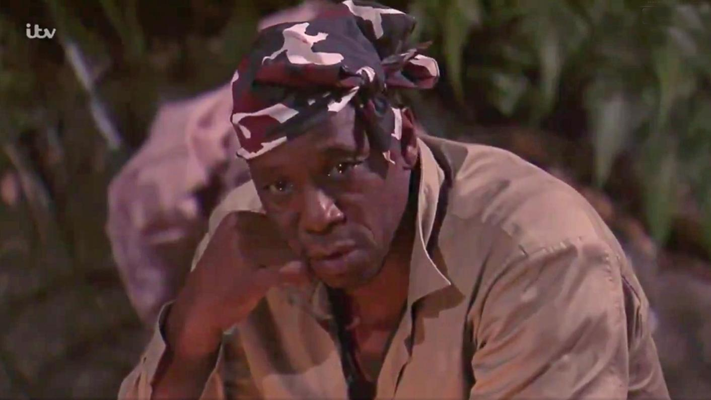 Ian Wright on I'm a Celebrity...Get Me Out of Here!
