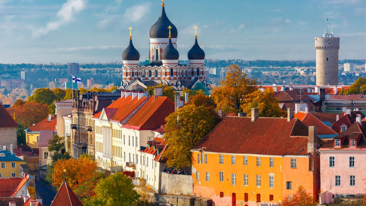Estonia, with a population of just over a million, has been named as the top performing OECD country in reading and science