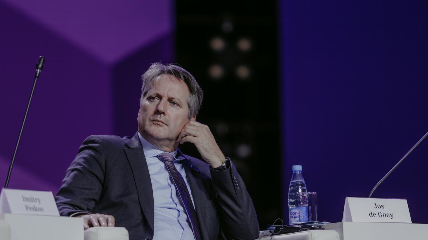 Technical education:Jos de Goey, president of WorldSkills