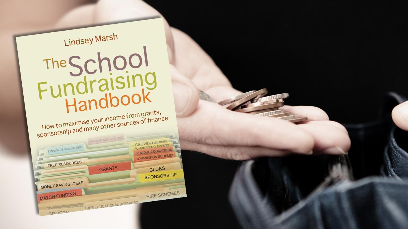 Book review: The School Fundraising Handbook by Lindsey Marsh
