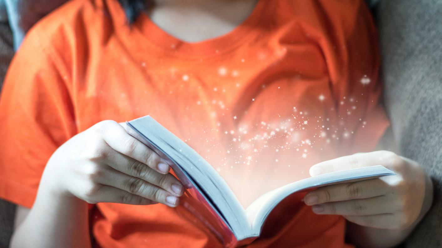 Reading for pleasure: How to help children discover the joy of books