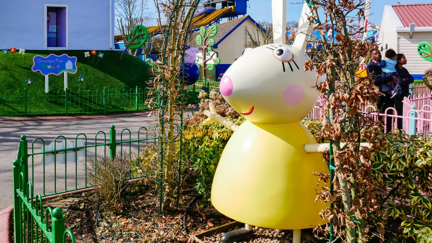 Like Miss Rabbit from Peppa Pig, school office staff are amazingly multi-talented, says Emma Turner
