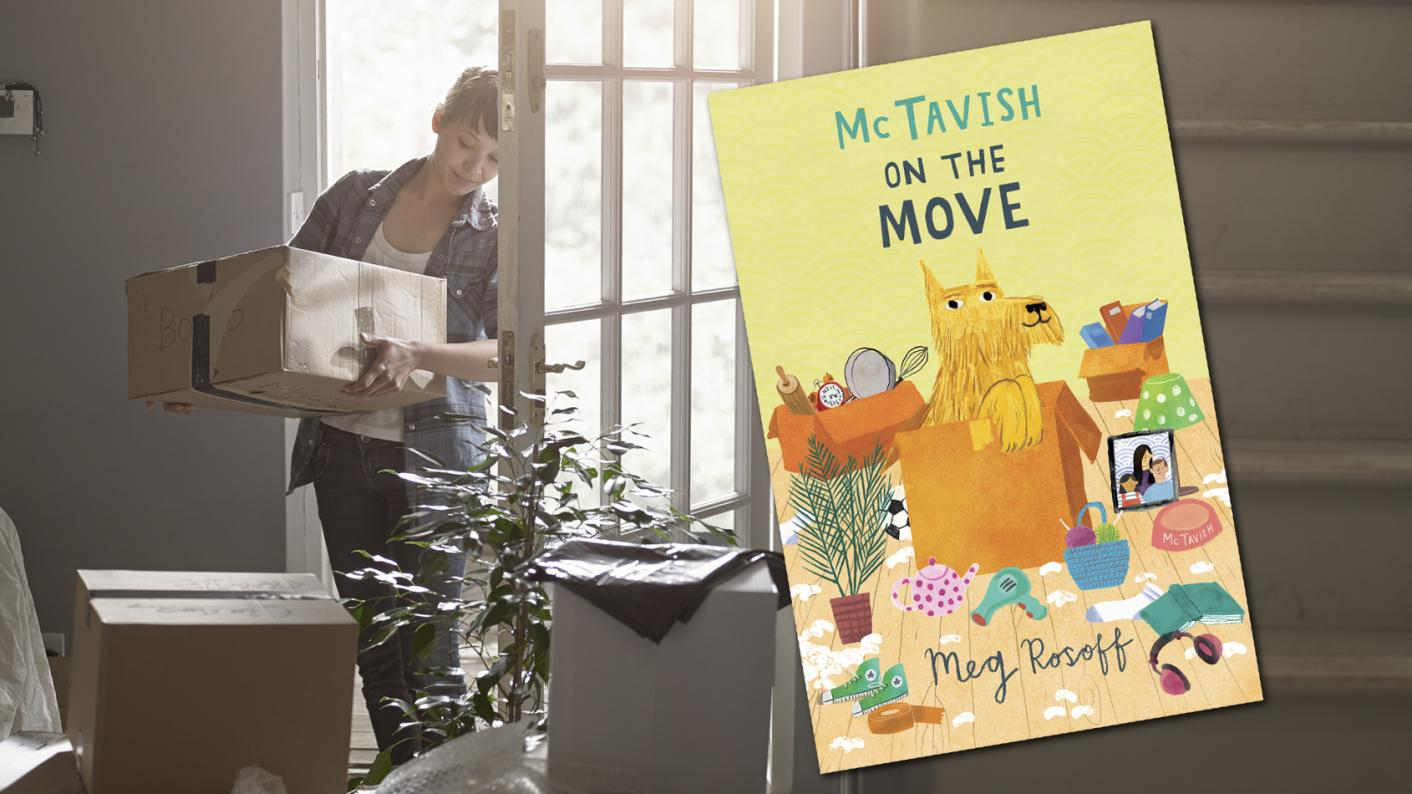 Class book review: McTavish on the Move